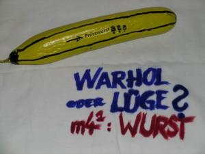 Warhol oder Lüge?