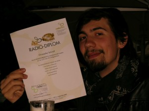Diplom Radio Chriss