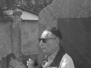 Marko Feingold im Portrait