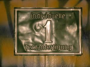 Individuelle Textanfertigung