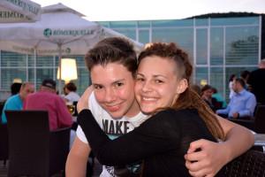 Theo und Laura