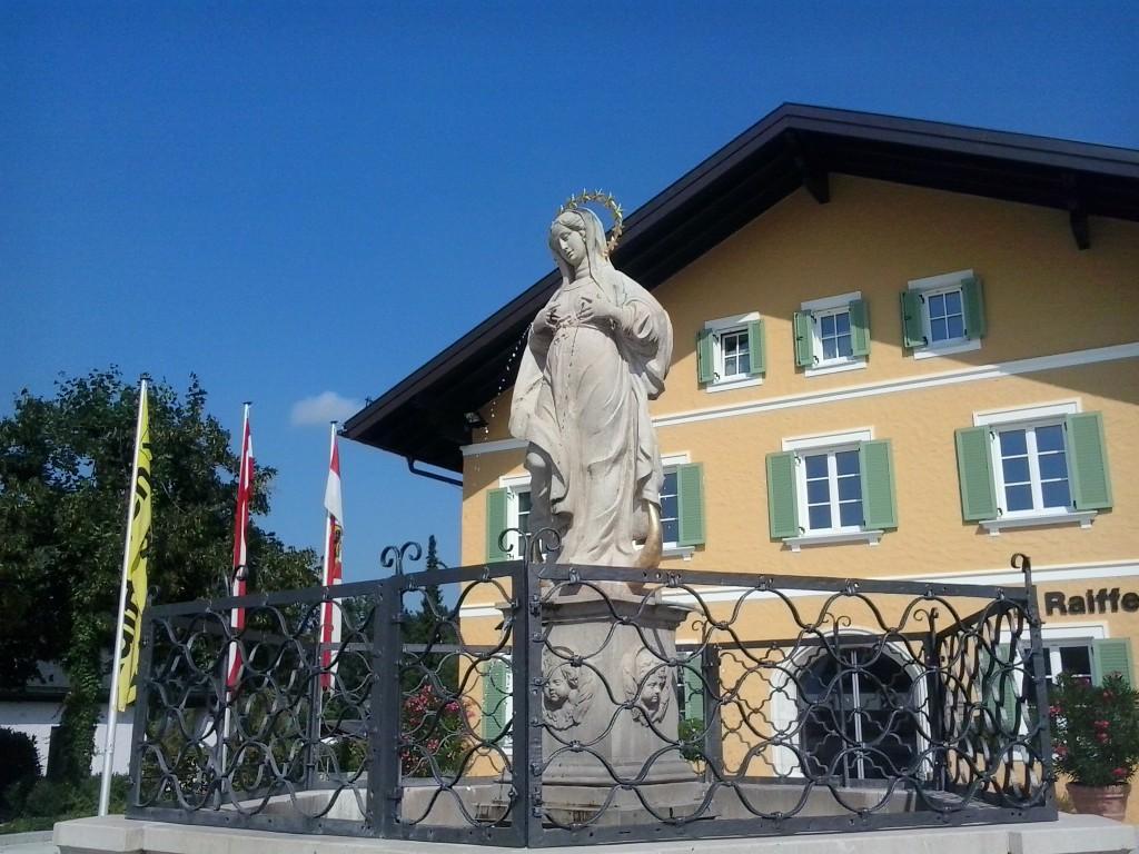 Marienbrunnen Großgmain