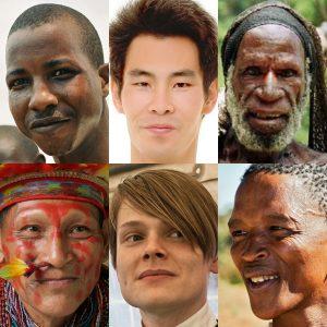 """Human Races"""