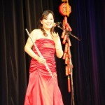 宋元明Flötenspielerin