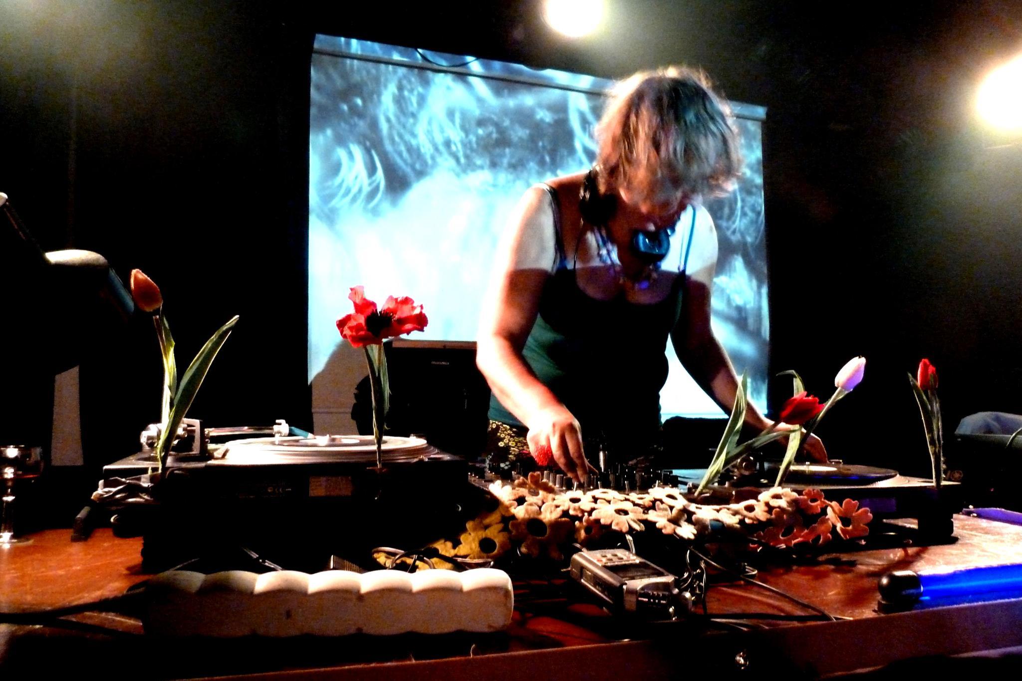 DJ Marcelle - Promo photo (Trebic)