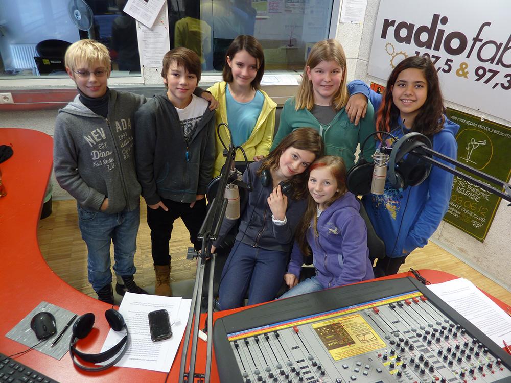 Redaktion 2E Akademisches Gymnasium