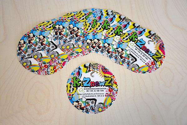 Kiznewz Sticker