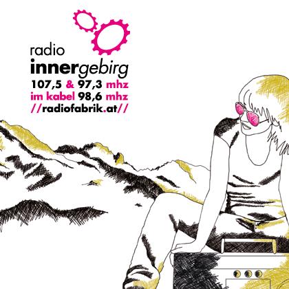 Radio Innergebirg - Cover