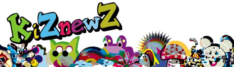 KiZnewZ - Header