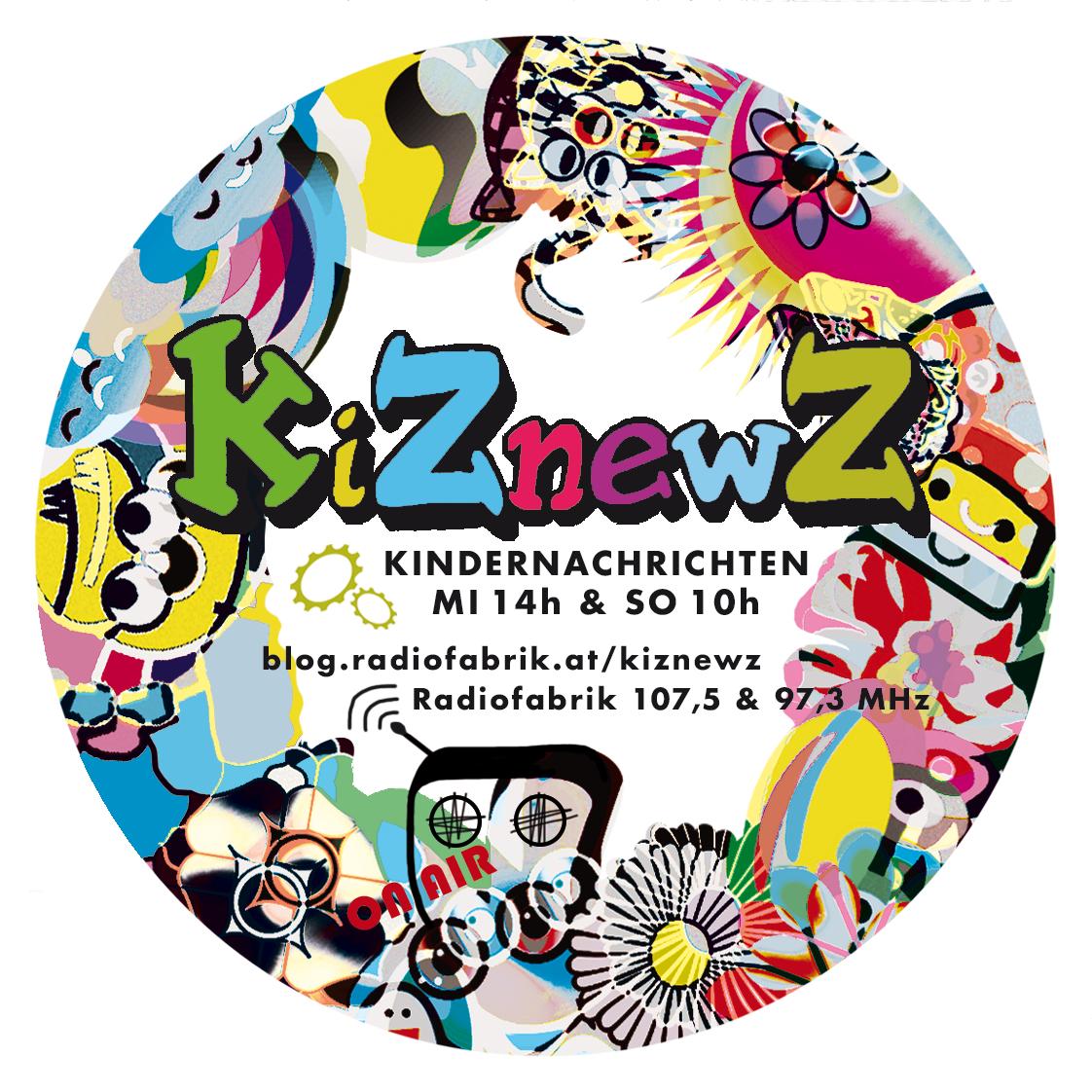 KiZnewZ - Sticker