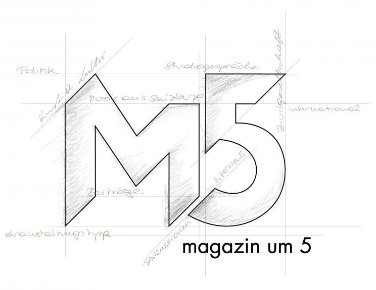 Magazin um 5 - Projektion