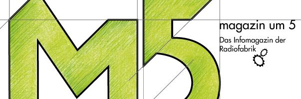 Magazin um 5 - Banner
