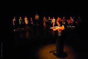 Soundpainting by Berta Baliu Franquesa