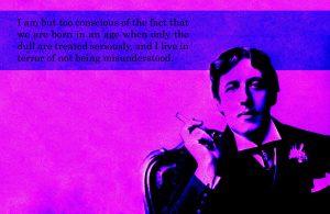 velvet oscar wilde quote