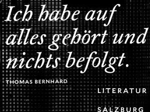 Dummer Thomas Bernhard
