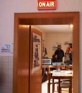 Studiotür