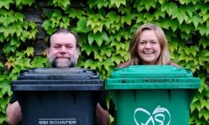 Alex Ringerthaler und Sabine Bell (Leopoldskron-Moos)