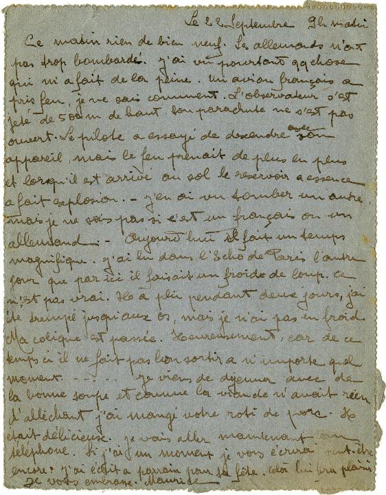 leclerc letter