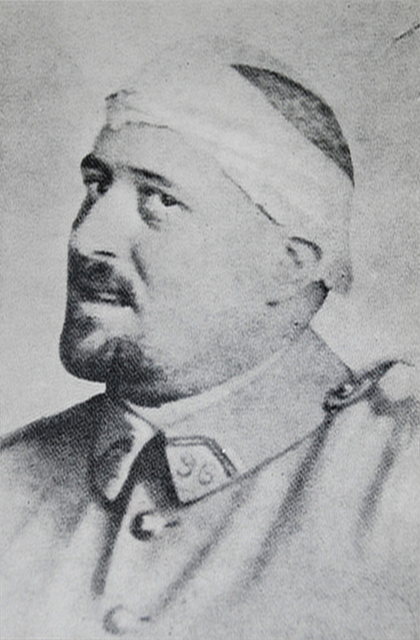 Second Lieutenant Guillaume Apollinaire (Wikipedia)