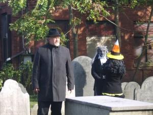Salem - unverkleidet zu Halloween