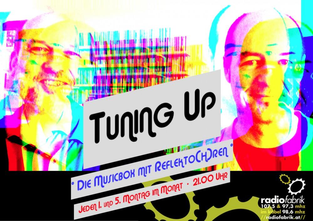 Tuning Up – die Musicbox mit Reflekto(h)ren