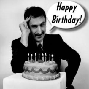 zappa birthday