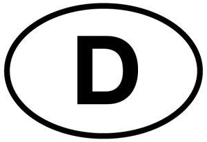 d-kennzeichen